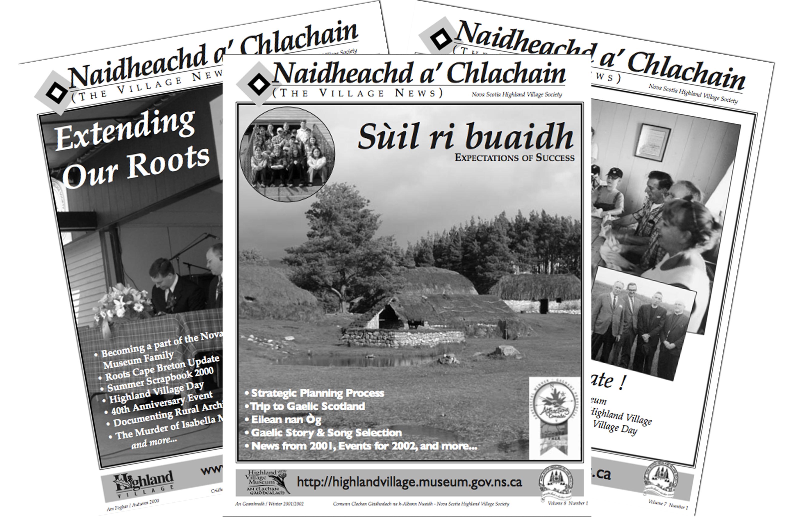 Highland Village Naidheachd