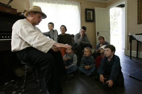 Highland Village - Storytelling