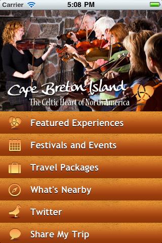 Celtic Heart App Image