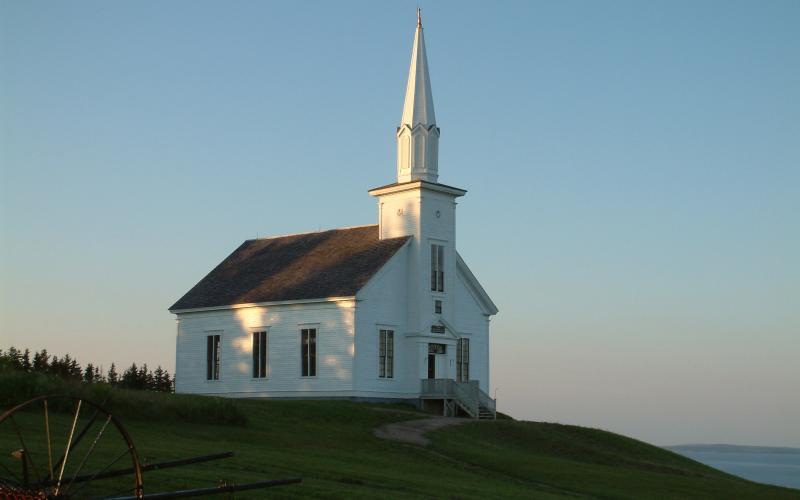 Highland Village Malagawatch Church 1